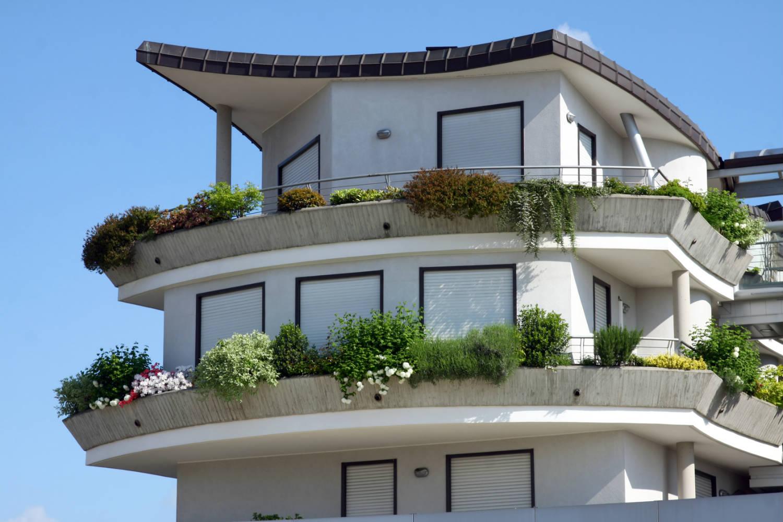 Etanch it toiture balcon et chenaux pente z ro for What is balcon