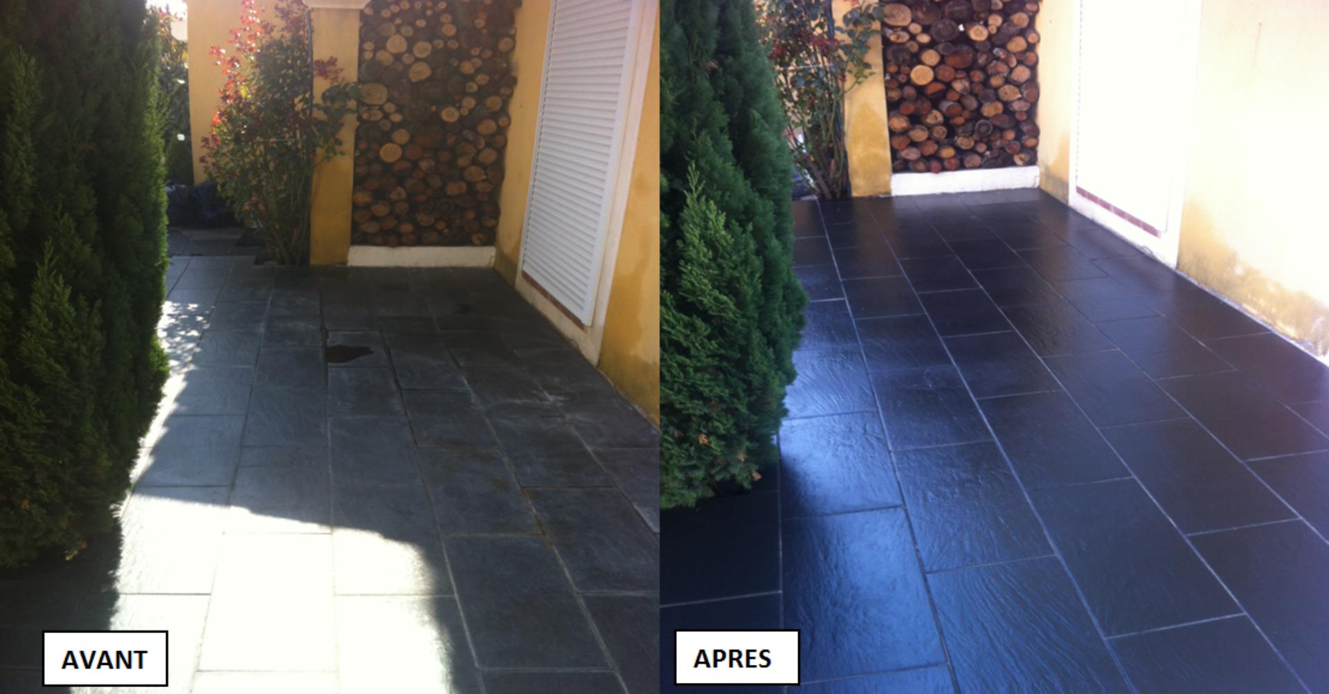 Imperm abilisant hydrofuge effet mouill murs sols en for Impermeabilisant joint carrelage