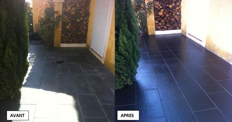 Imperm abilisant sols murs fa ades contre le salp tre et for Salpetre mur exterieur