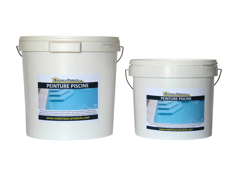 Peinture boiro piscine id e inspirante pour for Enduit pour piscine beton
