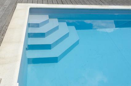peinture resine acrylique pour piscine couleurs blanche sable bleue et grise. Black Bedroom Furniture Sets. Home Design Ideas