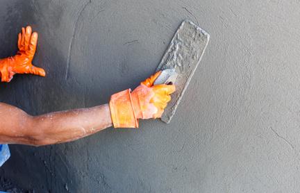 P te pour ragr age et lissage fin de vos murs et plafonds - Enduit de lissage au rouleau pour plafond ...