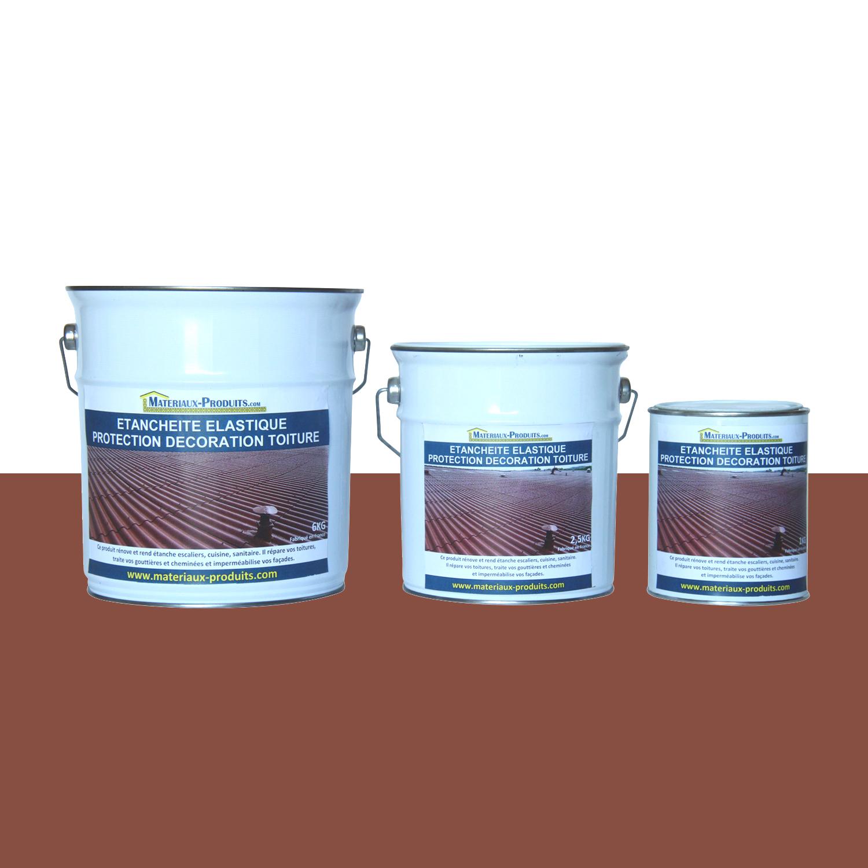 Etanchéité élastique Protection Décoration Toiture