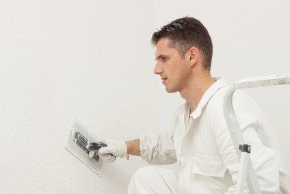 P te pour ragr age et lissage fin de vos murs et plafonds for Lisser un mur exterieur