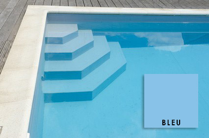 peinture pour piscine resine acrylique couleurs blanche sable bleue et grise. Black Bedroom Furniture Sets. Home Design Ideas