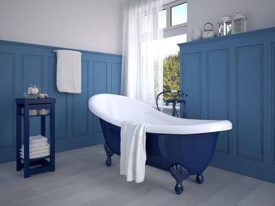 Peinture pour Salle de Bain, baignoire, lavabo   Epoxy ultra ...